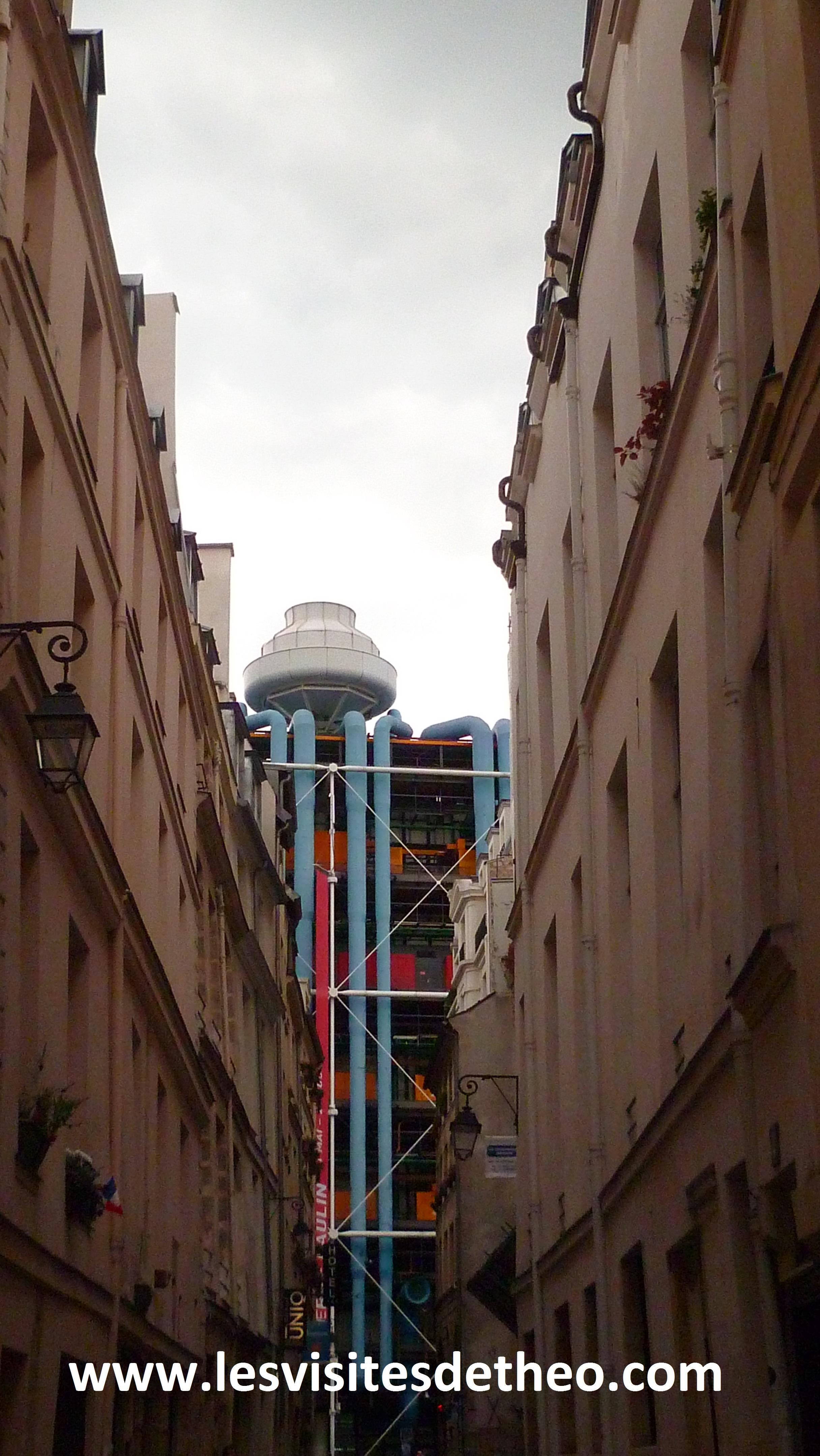 Visite Paris brigand