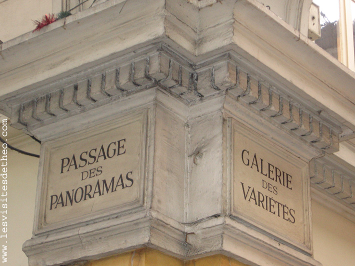 Visite Passages couverts