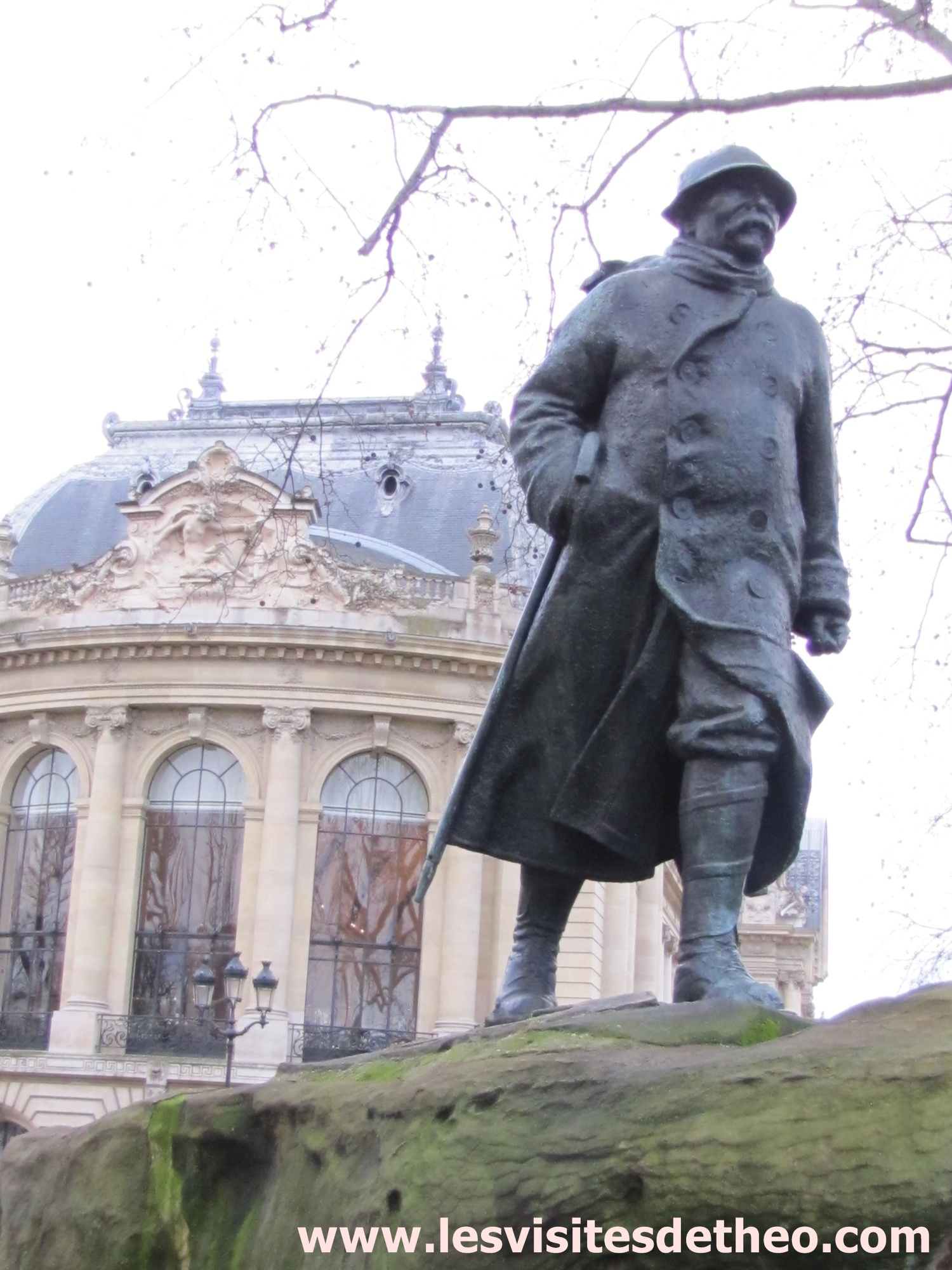 Visite Paris de la Grande Guerre
