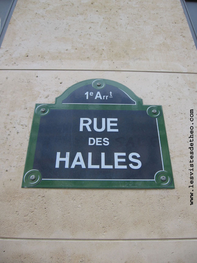 Visite Paris policier