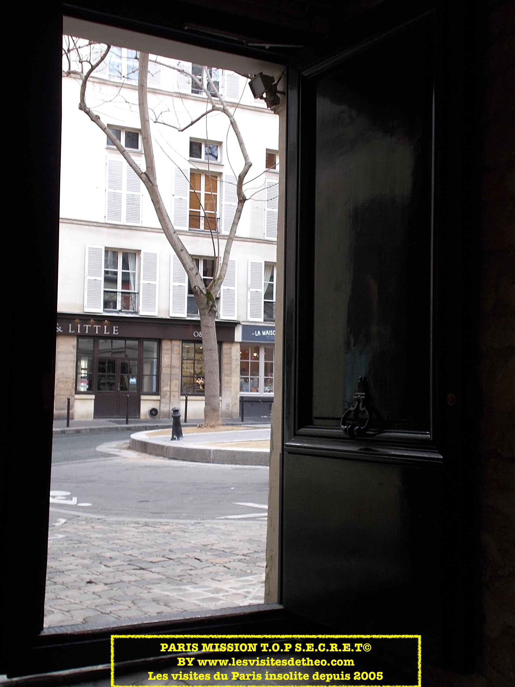 visie Paris criminel