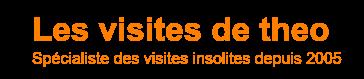 Les visites de Theo Logo
